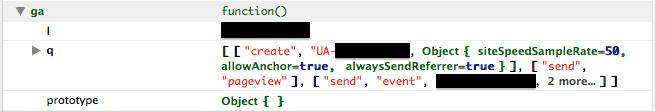 analytics.js ga object when it doesn't load