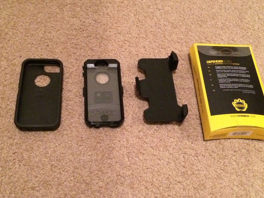 Review Otterbox Defender Case For Iphone 5 5s Dom Sammut