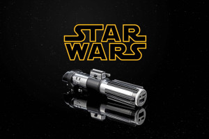 Thumbnail Review: Star Wars Darth Vader Lightsaber Portable Battery Charger