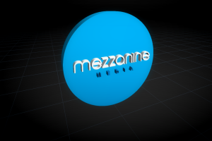 Thumbnail Experimenting with 3D web graphics to build a logo using three.js